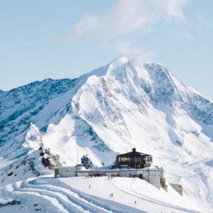 Week-end freeride Saas-fee, Suisse, MeltingSpot