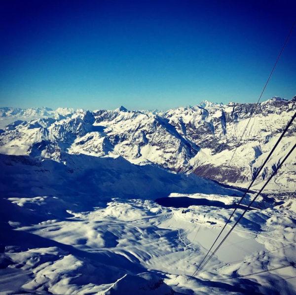 ski snowboard freeride heliski cervinia italie 7